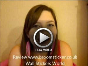 wall stickers video review