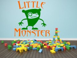 Little-Monster-Wall-Sticker