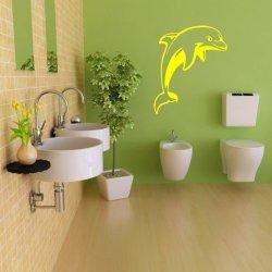 Dolphin-Beautiful-Wall-Sticker
