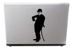 Laptop-Sticker-Charlie-Chaplin