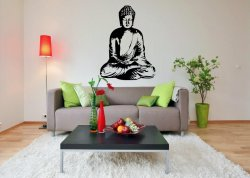 Buddah Beautiful Wall Art