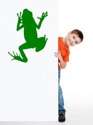 Amazing Frog Nature Wall Sticker