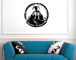 Kaizers Orchestra Wall Sticker