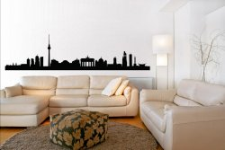 Berlin Landscape - Amazing Wall Sticker