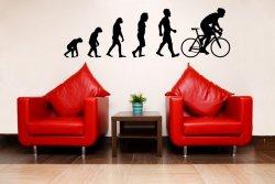 Evolution - Biker - Dynamic Vinyl Decor
