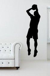 Evolution - Basketball Wall Sticker