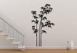 Giant Bamboo - Vinyl Wall Sticker
