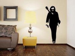 Sugar Man - Sixto Díaz Rodríguez - Large Vinyl Wall Sticker