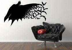 Batman - Large Vinyl Wall Sticker