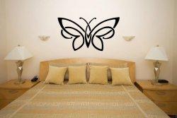 Butterfly Wall Tatoo - Vinyl Decoration