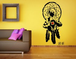 Banksy Martin Luther King 'I Have a Dreamcatcher' Wall Sticker Decal