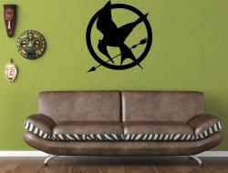 Mockingjay - The Hunger Games Symbol Wall Sticker