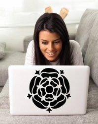 Tudor Rose - Car / Laptop / Fridge / Wall Sticker