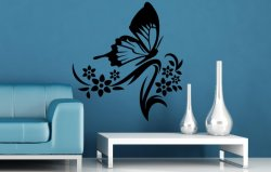 Butterfly Wall Decal Normal