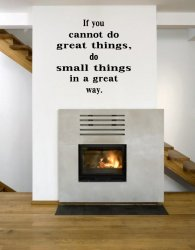 JC Design 'If you cannot do great things, do small things in a great way.' Large