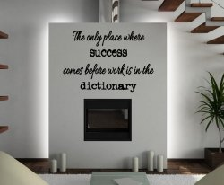 JC Design 'The only place where success comes before work is in the dictionary.'