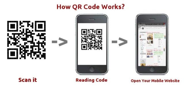 Программа для чтения qr-кодов!