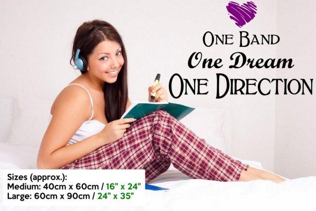 'one Band One Dream One