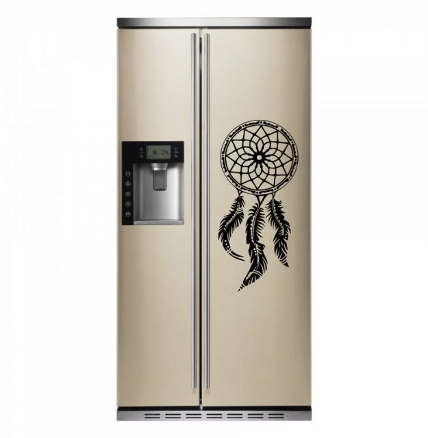 Dreamcatcher amazing fridge refrigerator sticker