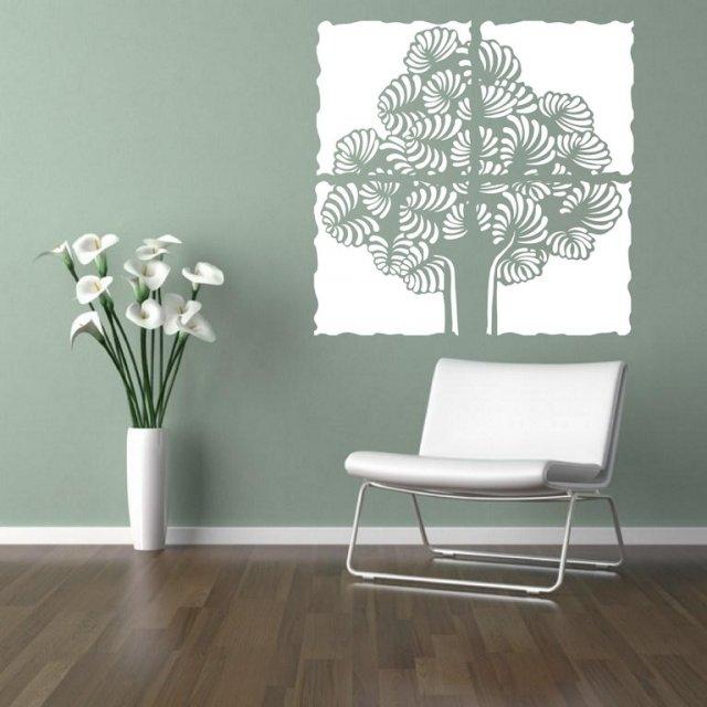 Huge Wonderful Tree Living Room Bedroom Dining Room Wall Decor Wall S