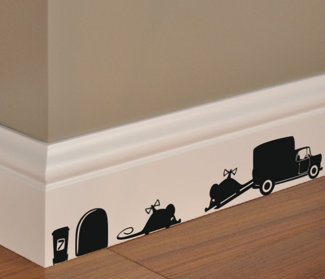 Hole Funny Wall Sticker Wall Stickers Store UK Shop With Wall