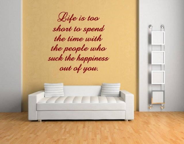 Jc Design Life Is Too Short To Spend The Time With The