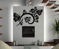 Fantasy Butterflies Wall Decoration