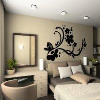 Butterfly Impression Art Decor