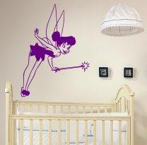 Magic Fairy Tinkerbell Kids / Child's Room Wall Decor