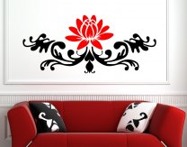 Amazing Large Flower - Wall Decoration