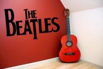 The Beatles Large Vinyl Wall / Car / Laptop Sticker