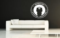 Anonymous Is Legion - We Do Not Forget - We Do Not Forgive - Vinyl Car / Laptop / Wall Sticker