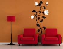 Perfect Classic Roses - One of most charming wall stickers !