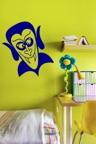 Funny-wampire-dracula-wall-decal