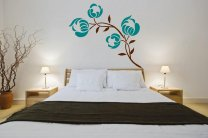Beauty rose blossoms - Colourful Wall Stickers