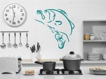 Fighting-Bass-Fishers-Decal