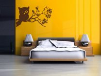 Electric-Socket-Owl-Sticker