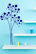 Lovely Dandelions Wall Stickers