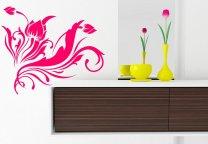 Stunning-Tulips-Sticker-on-the-wall