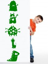 Little-Monsters-Set-Kids-Room