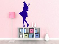 Lovely Princess - Girl Room Nursery Wall Decor