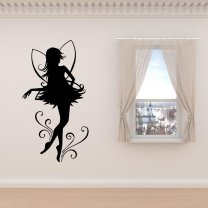 Magic-Fairy-Kids-Room-Sticker