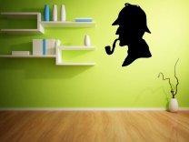 Sherlock-Holmes-Wall-Decal