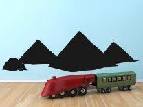 Egyptian Pyramids Wall Art