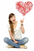 Magic Heart Wall Decal