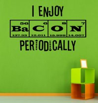 I Enjoy BaCON Periodically