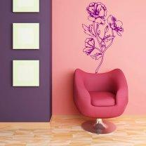 Perfect Flower wall sticker decoration