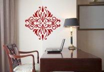 Elegant wall pattern