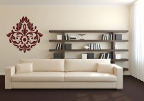 Luxurious Vinyl Wall Decoration