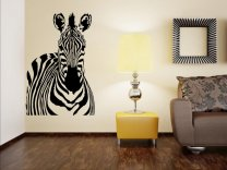 Perfect Zebra - Great Wall Decoration